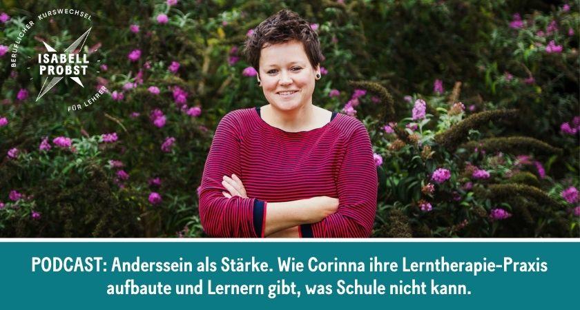 Corinna Milinski - Lerntherapie statt Lehrberuf